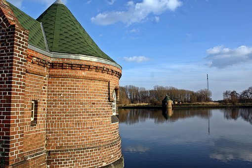 Lost Places, Water Storage, Historically, Museum