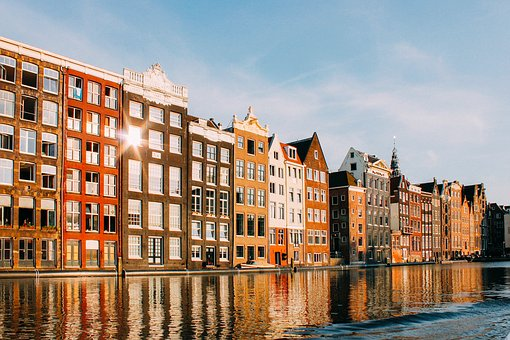 Netherlands, View, Homes