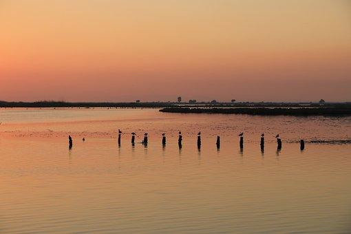 Sunset, Izmir, Solar, Sky, Peace, The Setting Sun