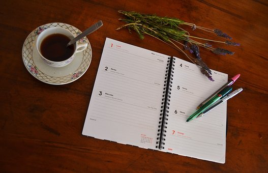 Coffee, Office, Labor Day, Passbook, To Undertake