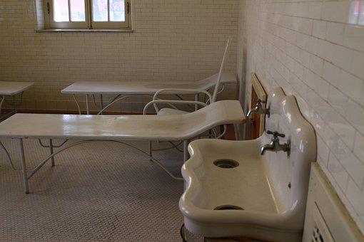 Bathhouse, Antique, Hot Springs, Arkansas