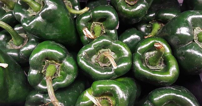 Poblano, Poblano Peppers, Peppers, Mild Peppers, Chiles
