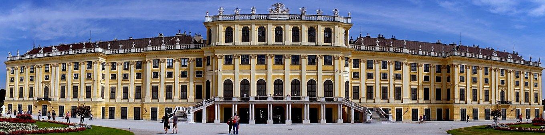 Vienna, Schönbrunn, Austria, Castle, Schönbrunn Palace