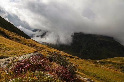 Silvretta, Montafon, Austria, Vorarlberg, Mountains