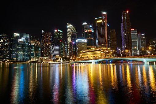 Singapore, Asian, Travel, Urban, Architecture