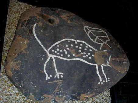 Art, Pre Columbian, History, Prehispanic, Stone