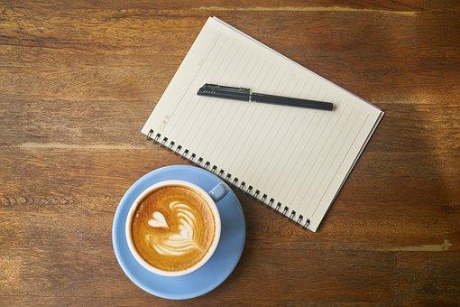 Coffee, Blue, Good Morning, Caffeine, Morning, Cup