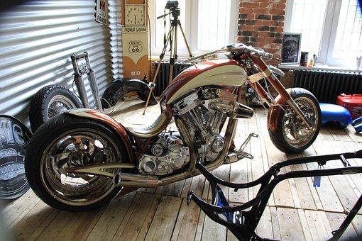 Bike, Motorcycle, Two Wheeled Vehicle, Joy Of Life