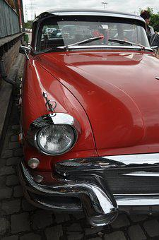Buick, Auto, Old, Oldtimer, Old Car, Classic