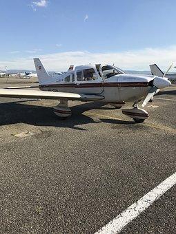 Aircraft, Pilot, Cockpit, Aviation, Fly