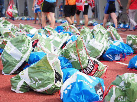 Plastic Bag, Sport Event, Luggage Bag, Transport Bag