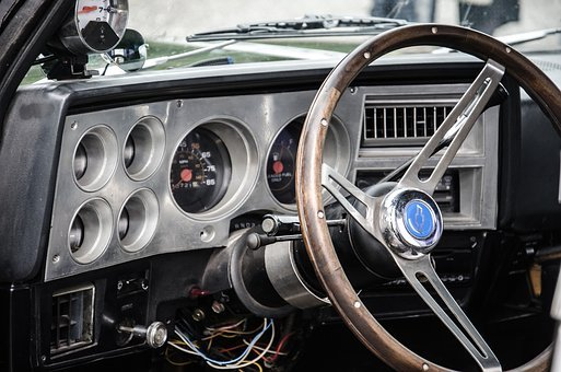Steering, Auto, Chevrolet, Car, Automobile, Vehicle