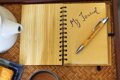 Writing, Journal, Personal Diary