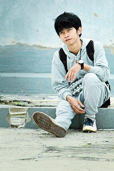 Boy, Cool, Portrait, Person, Man, Young, Summer, Fun
