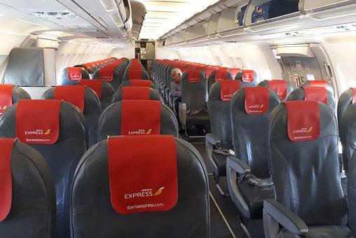 Aircraft, Iberia, Iberia Express, Sit