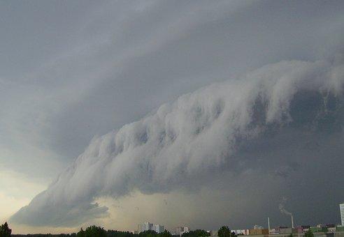 Cloud, Thunderstorm, Gewitterstimmung, Storm, Sky