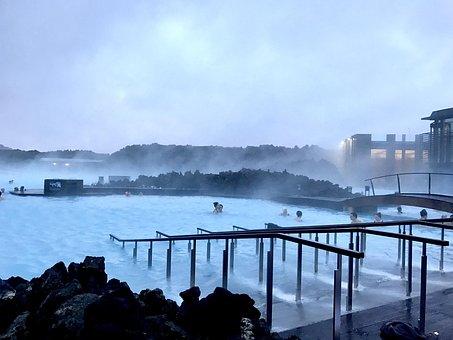 Iceland, Blue Lagoon, Tourism, Reykjavik, Vatnajokull