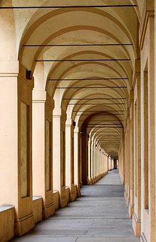 Bologna, Italy, Arcades, Buildings, Italian, City