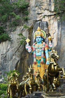 Hinduism, Religion, Prayer, Buddhism, God, Temple
