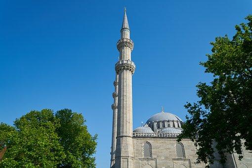 Beautiful, Religion, Architecture, Islam, The Minarets