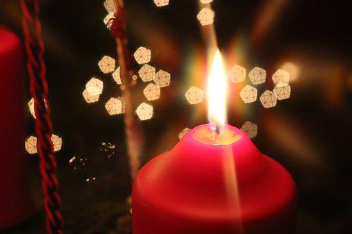 Candle, Candlelight, Xmas, Advent, Christmas