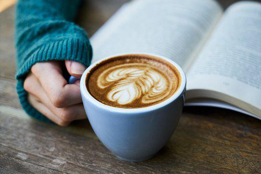 Coffee, Latte, Brown, Photo, Photography, Background