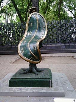 Sculpture, Mexico, Paseo De La Reforma, Exhibition