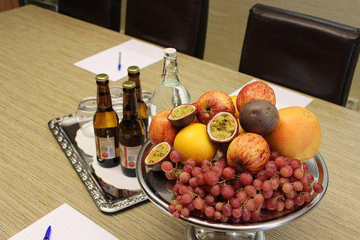 Fruit, Conference, Job