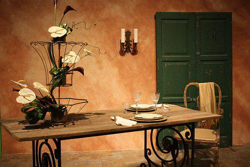 Table, Chair, Interior, Design, Room, Furniture
