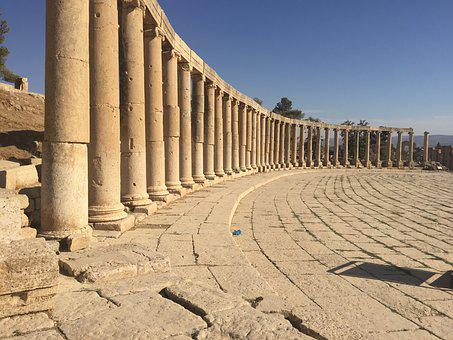 Bawatna, Jerash, Jordan