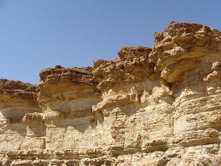 Hot, Sahara, Rocks, Rocky, Stone, Mountain, Landscape