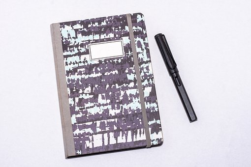 Note, Notebook, Filler, Writing Tool, Diary, Leave