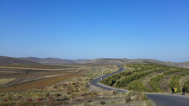 Pilgrim's Progress, Road, Early Autumn