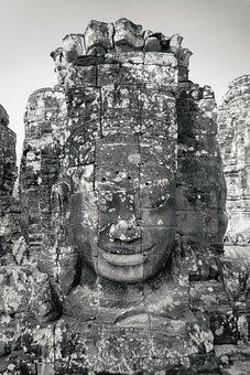 Cambodia, Siem Reap, Angkor, Angkor Wat