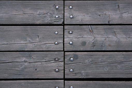 Wood, Texture, Horizontal, Old, Pattern, Rough