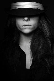 Model, Hat, Exposure, Photography, Beautiful, Young