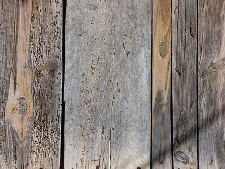Wood, Old, Rotten, Background, Texture, Worn, Old Wood
