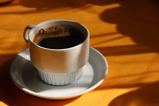 Coffee, Temperature, Color