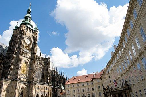 City, Old, Architecture, Old City, Prague, Praha