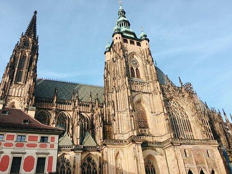 Eastern Europe, Prague, Prague Castle, Europe, Czech