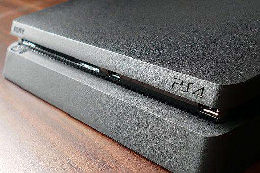 Ps4, Playstation, Playstation 4, Playstation Slim