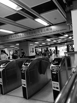 Hong Kong Subway, The Scenery, Security
