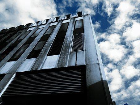 Building, Sky, Architecture, Urban, Modern, Skyscraper