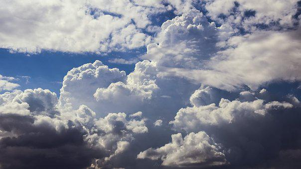 Clouds, Stormy Clouds, Sky, Nature, Dramatic