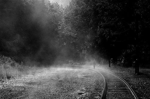 Track, Rail, Runner, Railroad, Railway, Train, Travel