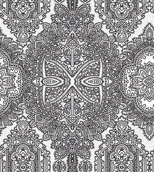 Ethnic, Pattern, Bohemian