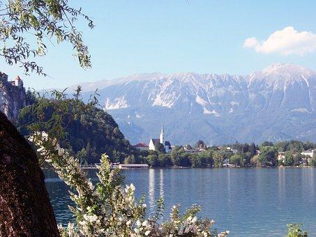 Lake Bled, Slovenia, Karawanken, Jumbo, Haunting