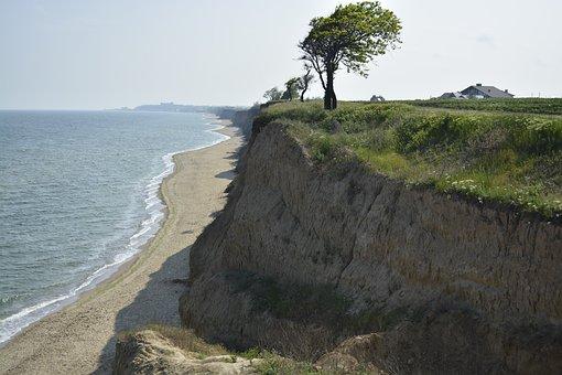 Breakage, Sea, Odessa, Beach