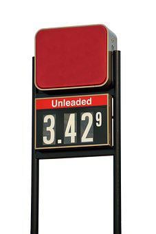 Gas, Fuel, Price, Sign, Symbol, Gas Station, Oil
