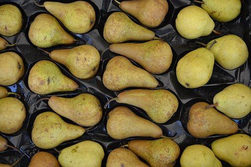 Pear, Pears, Fruit, Autumn, Brown, Healthy